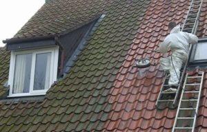 prix du nettoyage de toiture